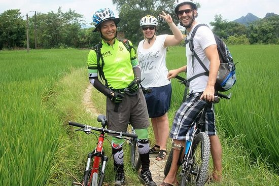 Guilin Mountain Bike Cykling Udflugt...