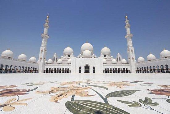 Excursión de un día a Abu Dhabi Grand...
