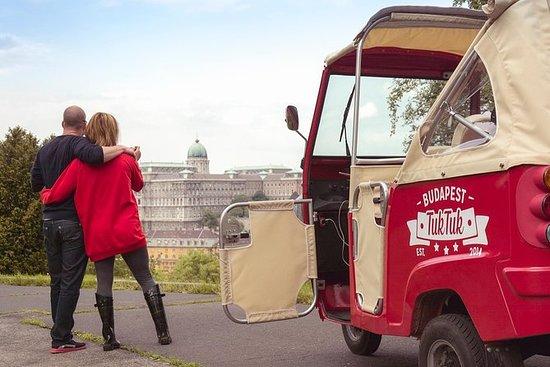 Private Romantic Budapest Tuk Tuk Tour
