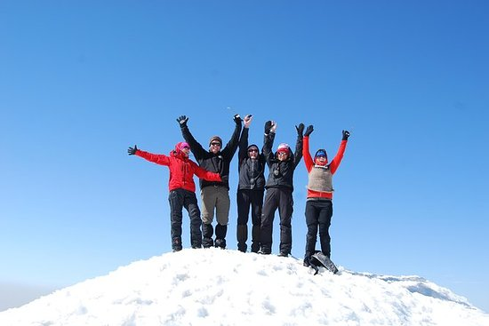 Full-Day Mt Snaefell Hiking Tour from...