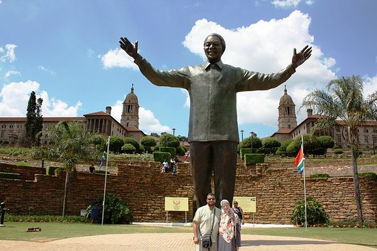 Pretoria Sightseeing and History Tour...