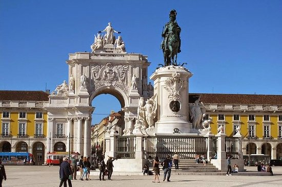 Lisbon Private Full Day Sightseeing...