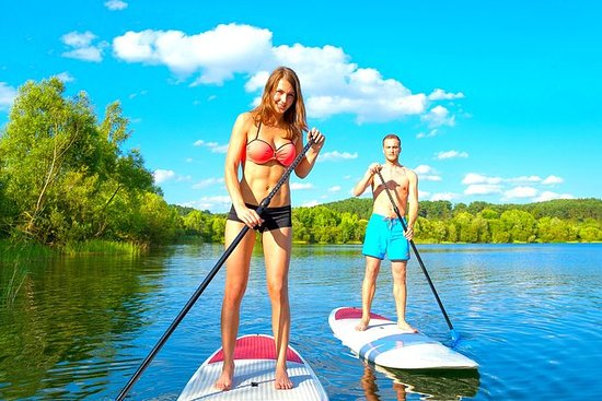 Aluguer de Stand-up Stand-up Paddle...