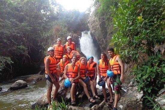 Excursión de un día a Dalat Canyoning