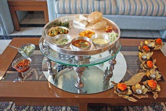 Private Mumbai Home Aula de Culinária...