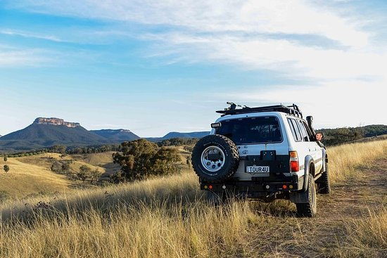 Blue Mountain 4WD Tour incluant la...