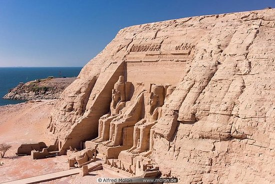 Temples of King Ramses II and Queen...