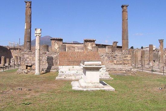 Pompeji Halbtagstour von Sorrent