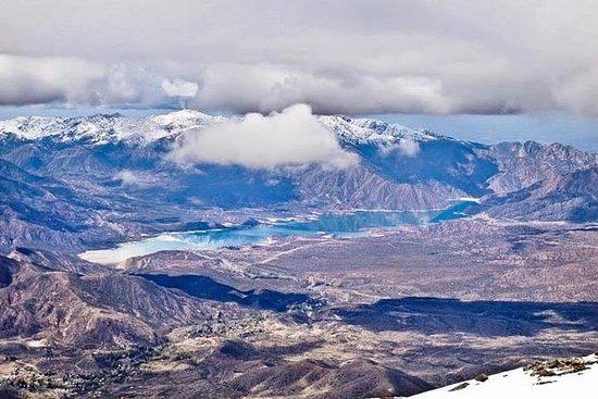 Randonnée à Cerro Arenales au départ...
