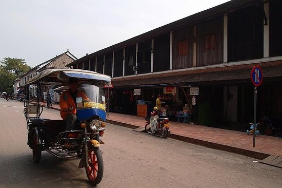 Templi privati di Luang Prabang di