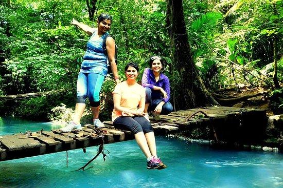 Rio Celeste Vandring och Ridning