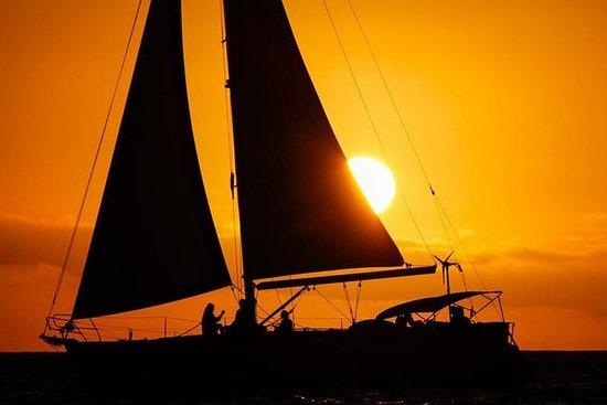 Sunset Cruise i Deshaies