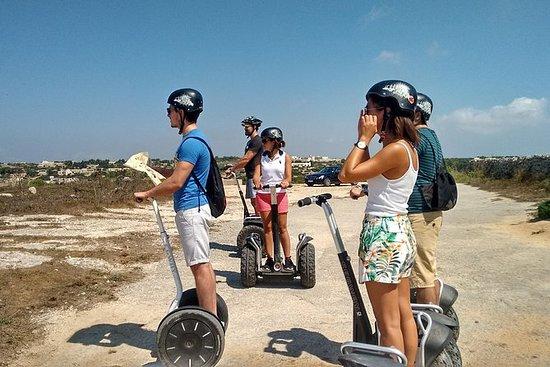 Malta Segway: Dingli Adventure Tour