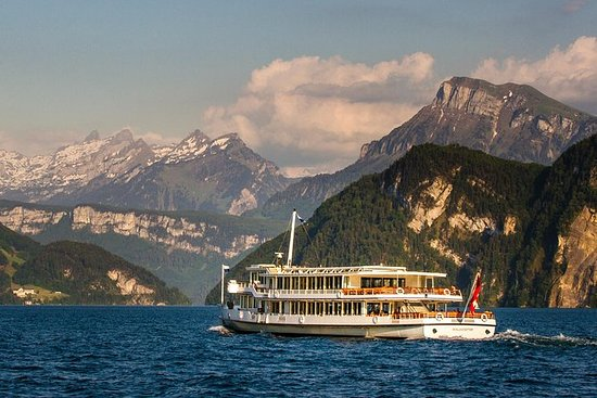 Lucerne Walking and Boat Tour: The...
