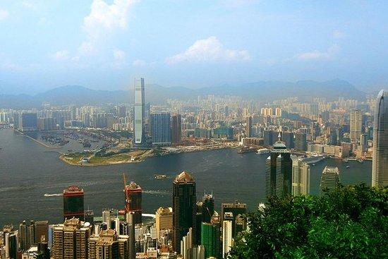 Halv-dagers tur i Hong Kong...