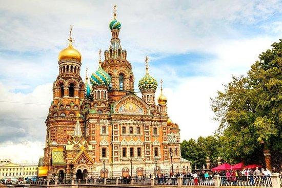 3-timmars bästa av Sankt Petersburgs ...