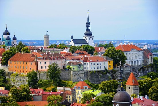 Tallinn Day Cruise from Helsinki