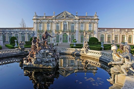 Private Tour: Palaces of Portugal...