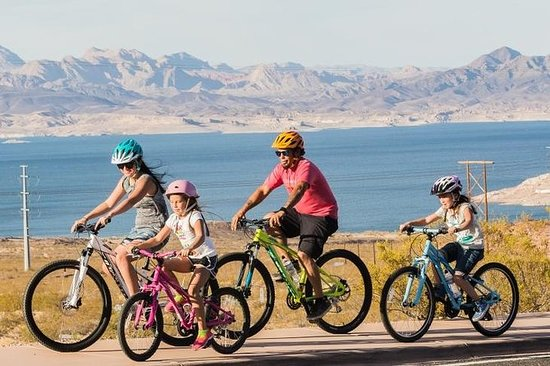 Hoover Dam e Lake Mead Bike Tour