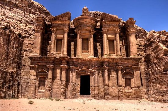 2-tägiger Besuch von Petra ab Dahab