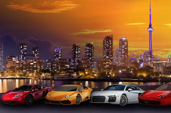 5-Hour Exotic Car Experience...