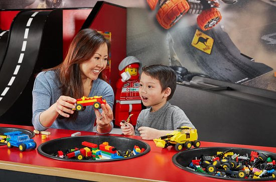 LEGOLAND® Discovery Center Dallas...