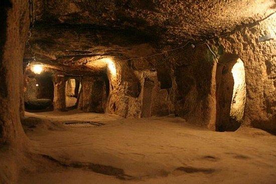 Ancient Cappadocia Tour for...