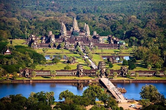 Private Angkor Wat Tour from Siem Reap