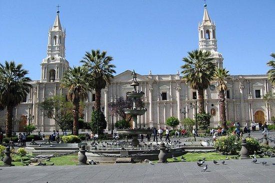 Visita a pie por Arequipa