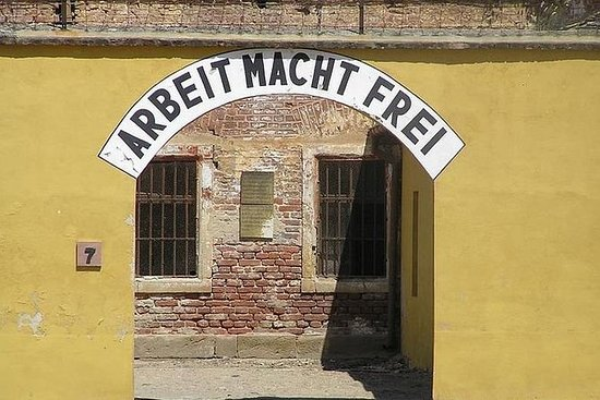 Half-Day Group Tour To Terezin from...
