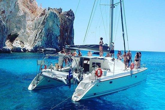 Tour in barca a vela di Milos, con