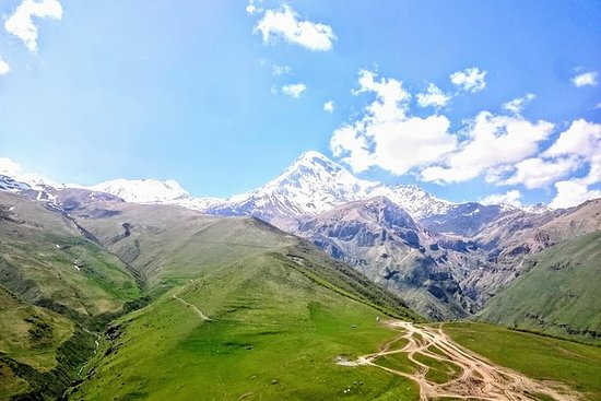 Full Day Jeep Tour to Kazbegi and...