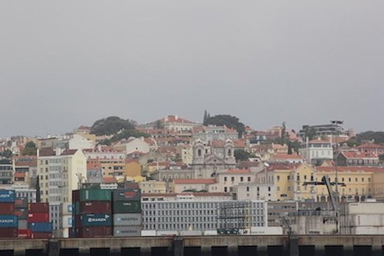 Sightseeing Lisbon with lunch...