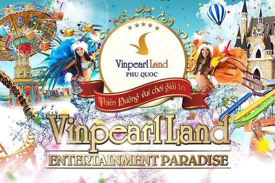 私人一日游:Vinpearl Land Phu Quoc游乐园