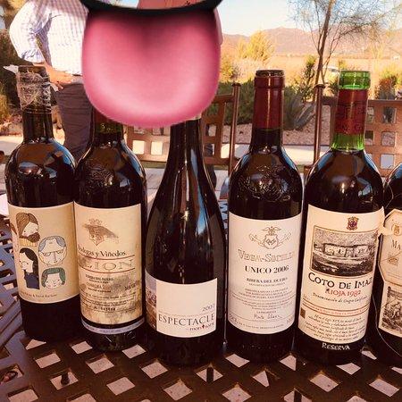 Amazing food and wine tasting