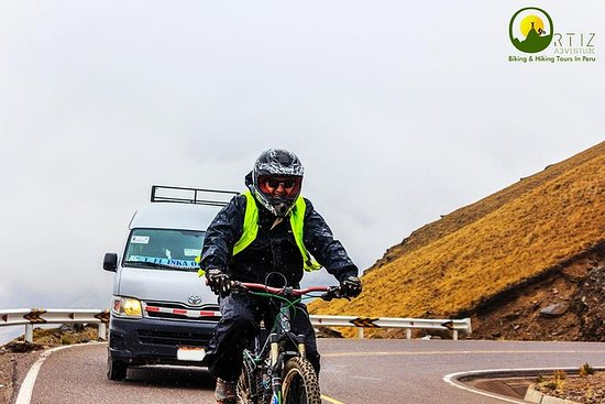 Cykeltur i Abra Malaga fra...
