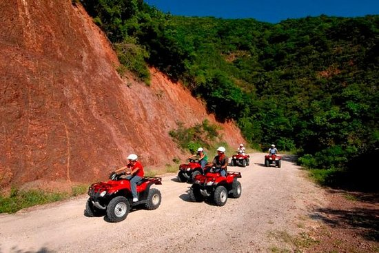 Manzanillo ATV Adventure Tour