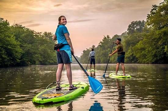 Guided Stand-Up Paddleboard Tour in...