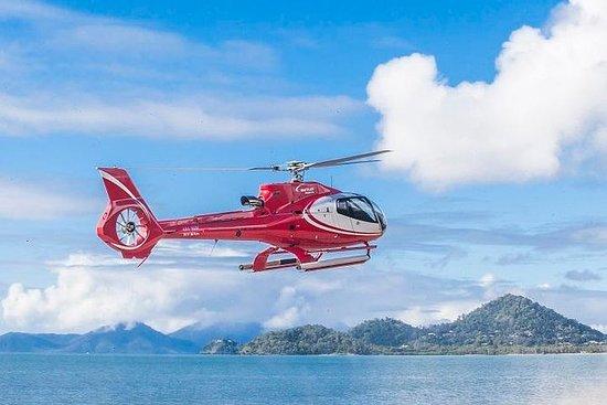 Vôo de helicóptero panorâmico de 60...