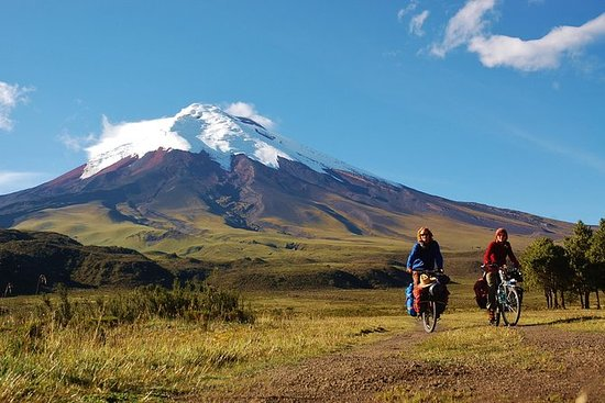 Cotopaxi Hiking and Biking Day Tour...