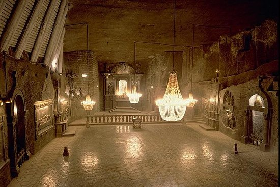 Wieliczka Salt Mine 4 Hour Tour from...