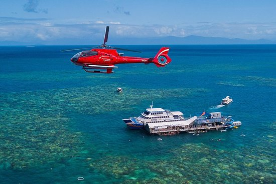 Great Barrier Reef Cruise til Moore...