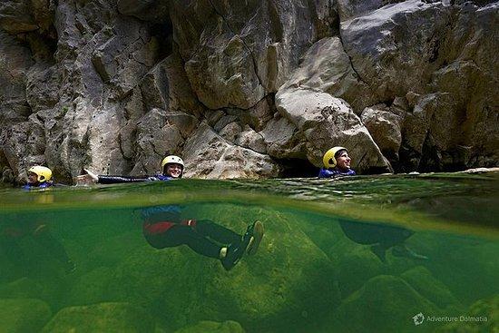 Canyoning op Cetina River Adventure ...