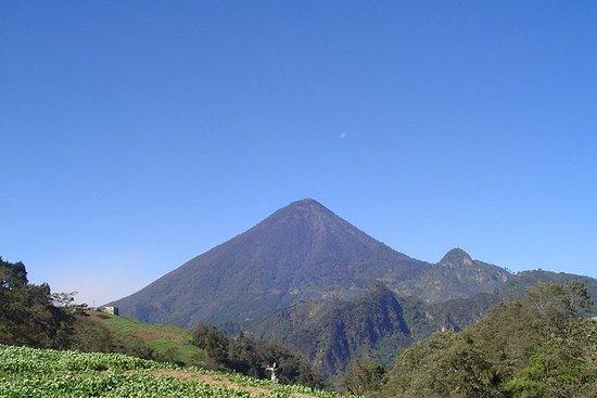 Santa María Volcano Hike from...