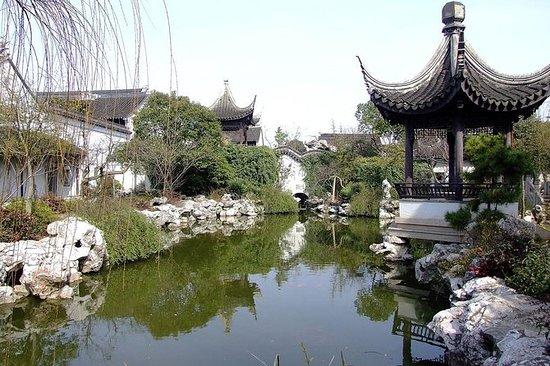 Tour privado de 3 noches a Suzhou con...