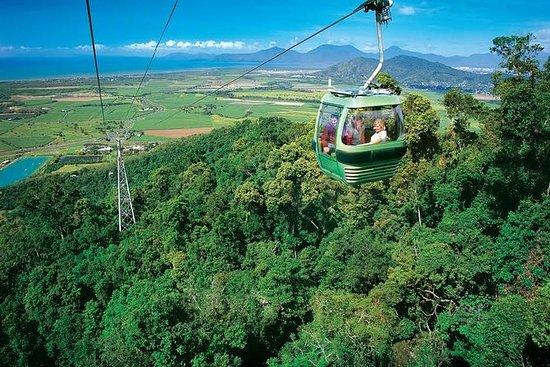 Skyrail Rainforest Cableway, Kuranda...