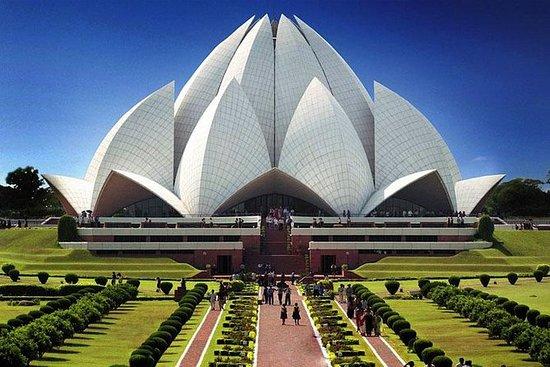 Fulldagshistorie av Delhi Tour med...