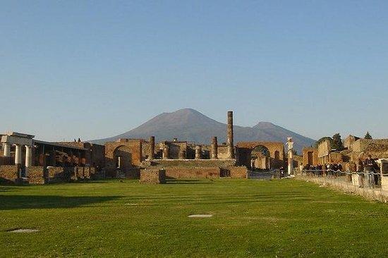 Shore Excursion to Pompeii Ruins met ...