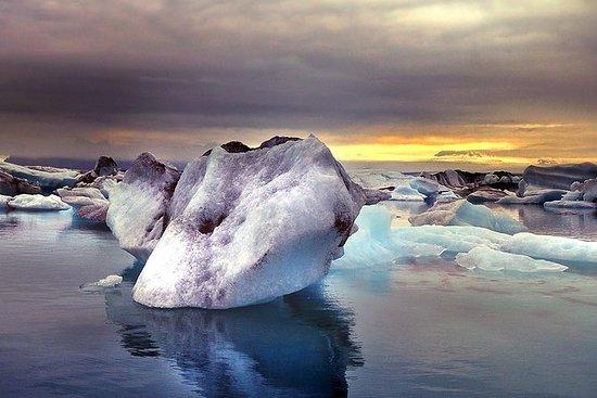 Visita guiada a la laguna glaciar
