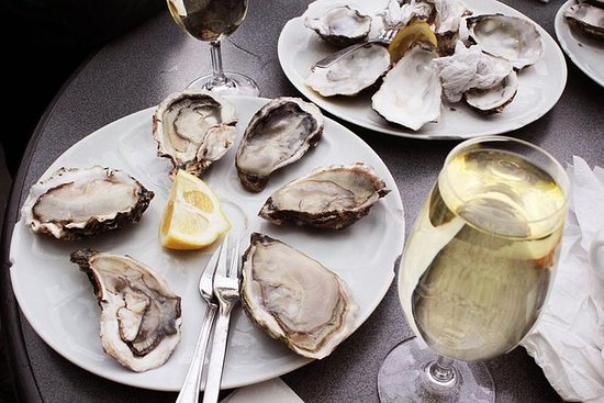 Oyster and Wine Private Day Tour of...